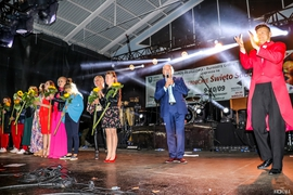 Galeria Koncert Finałowy I Edycji TCF podczas Trzebnickiego Święta Sadów